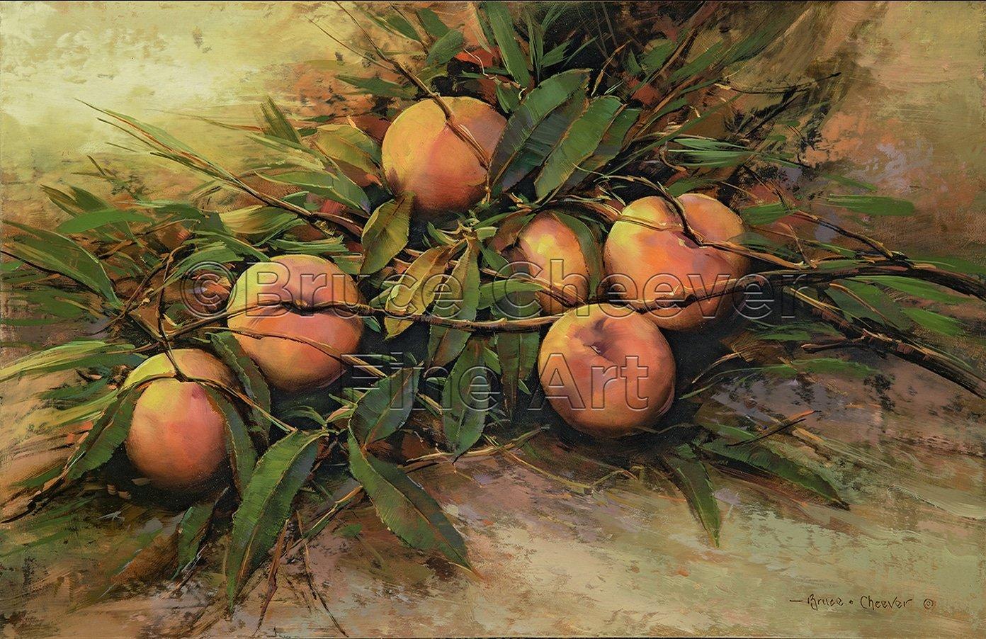 Cheever180509-01 Peaches