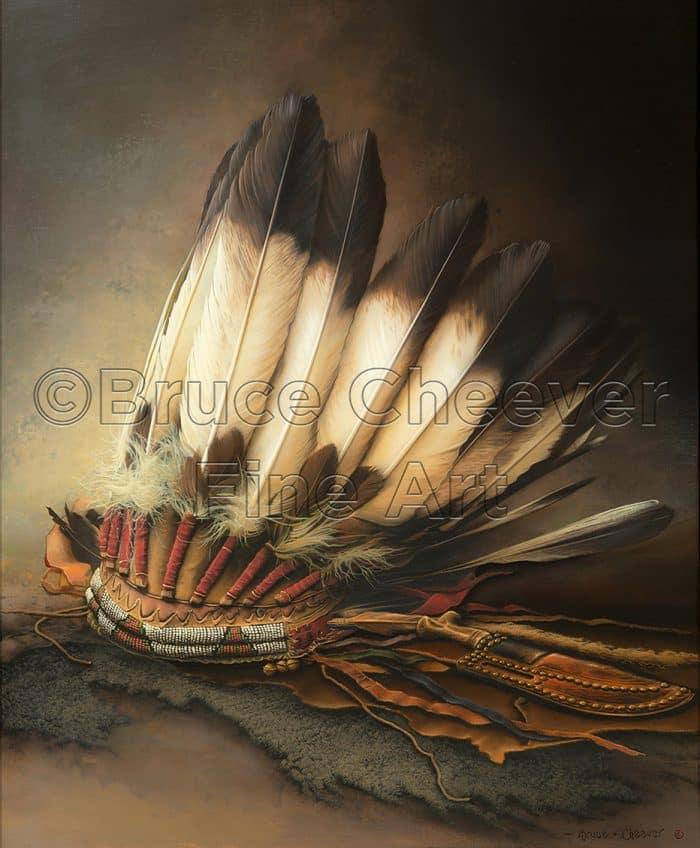 Cheever180509-02 Arapaho Warrior