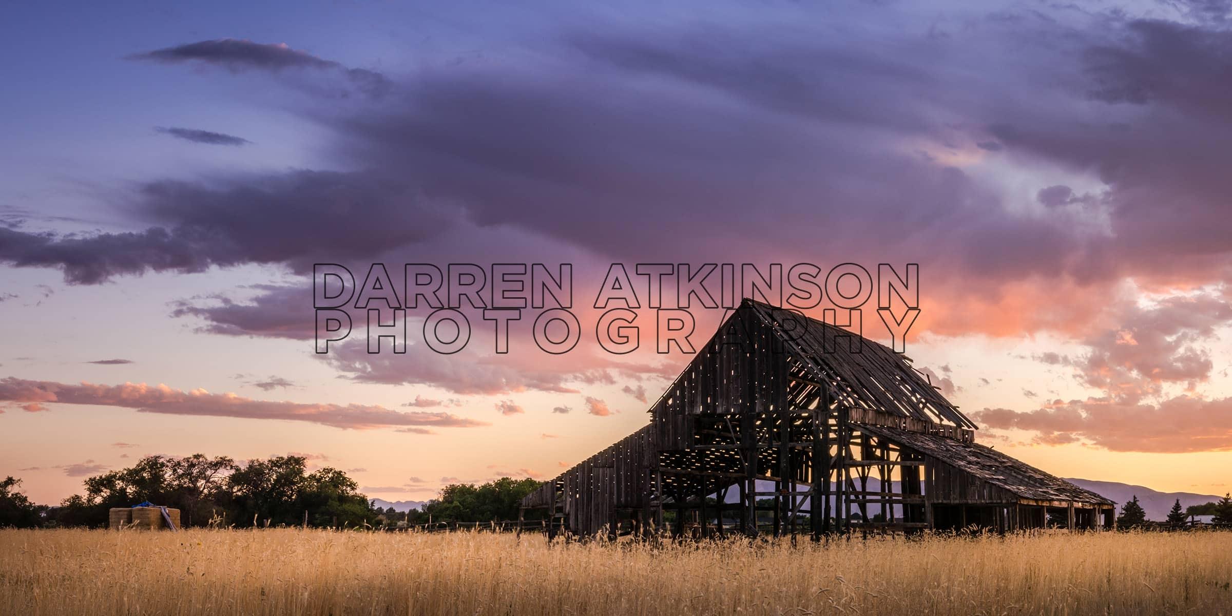 Sunset Barn 2