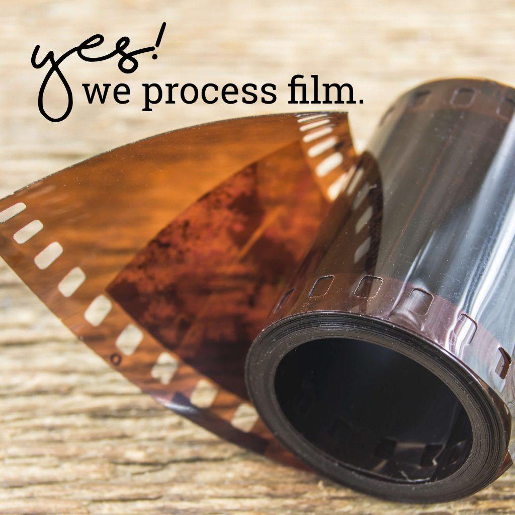 Yes We Develop Film